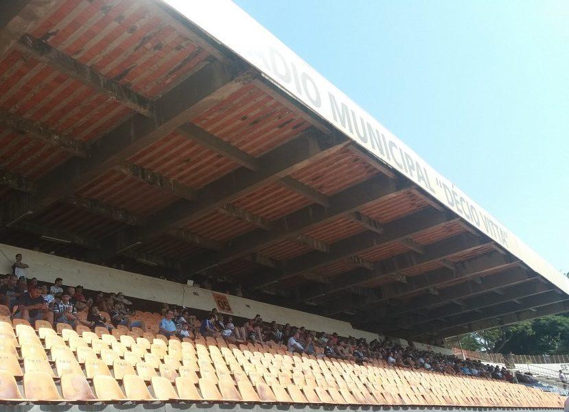 Rio Branco x AD Guarulhos - Estádio Décio Vitta - Americana