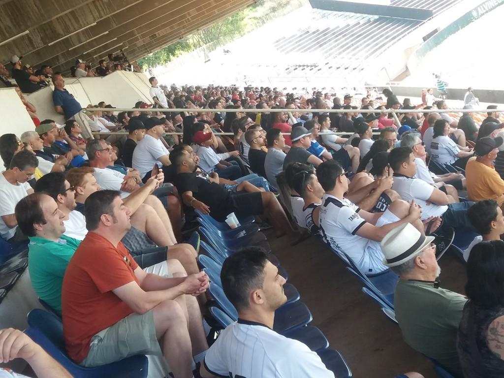 Estádio Municipal Décio Vitta - Rio Branco - Americana