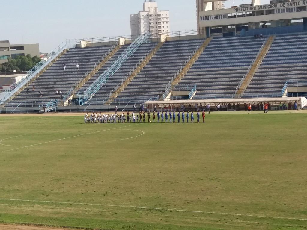 Santo André x São Caetano - Copa Paulista 2019 - Estádio Bruno José Daniel