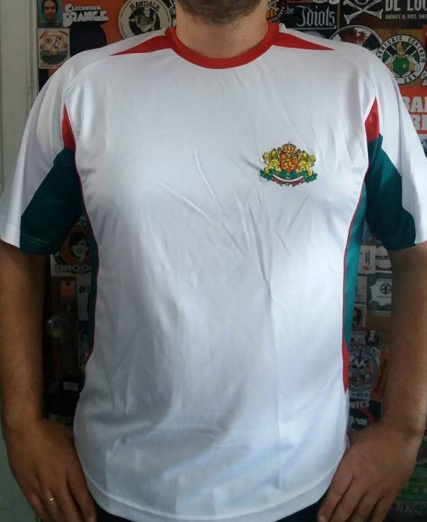 Camisa da Seleção da Bulgária