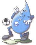 mascote águas de lindóia
