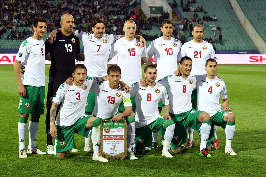 Seleção Bulgárias