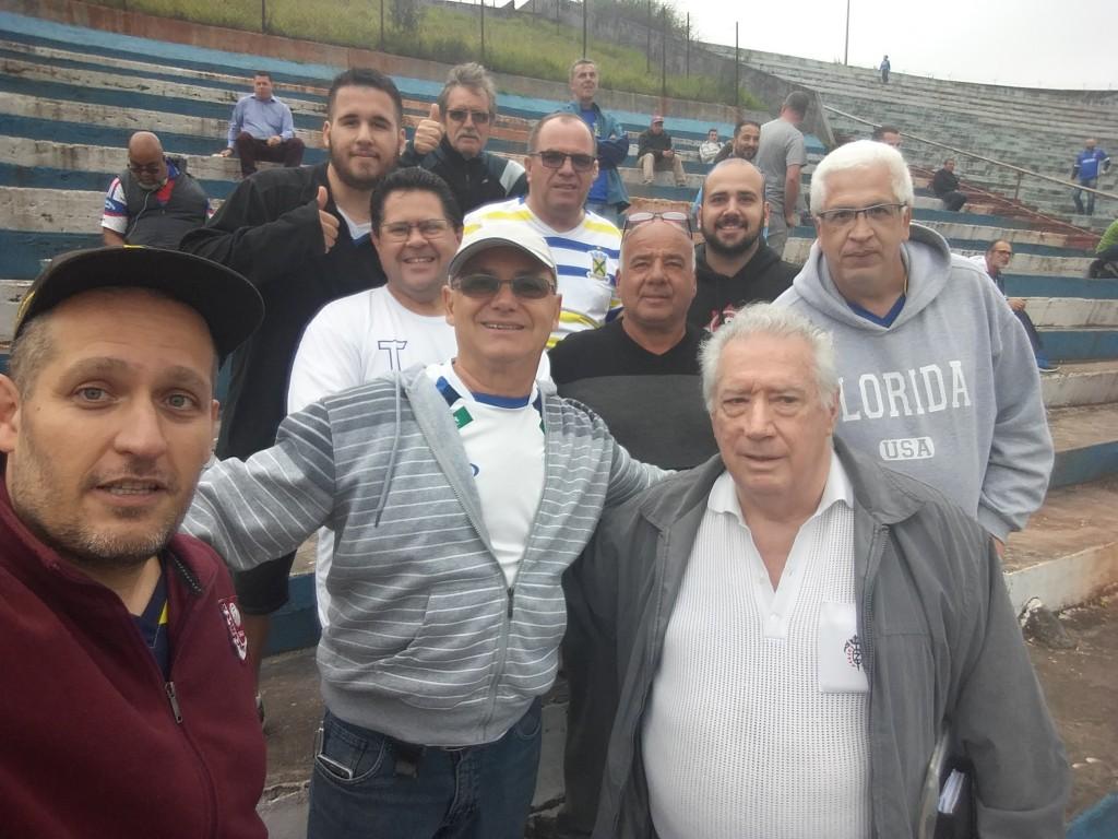 Estádio Pedro Benedetti - Santo André x Inter de Limeira