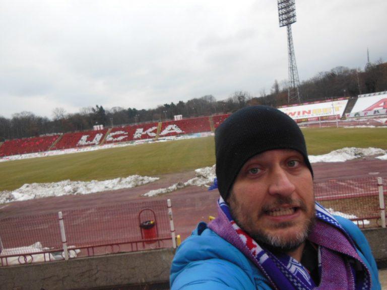 Futebol em Sofia
