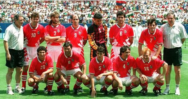 Seleção Bulgaria
