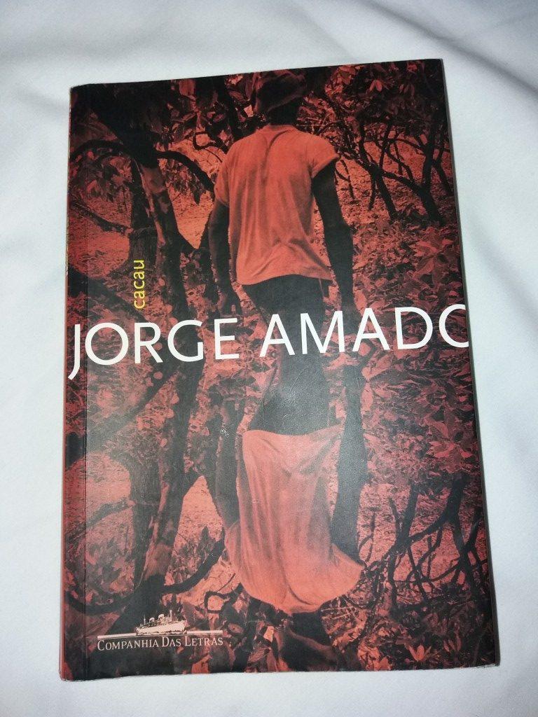 Livro Jorge Amado - Cacau