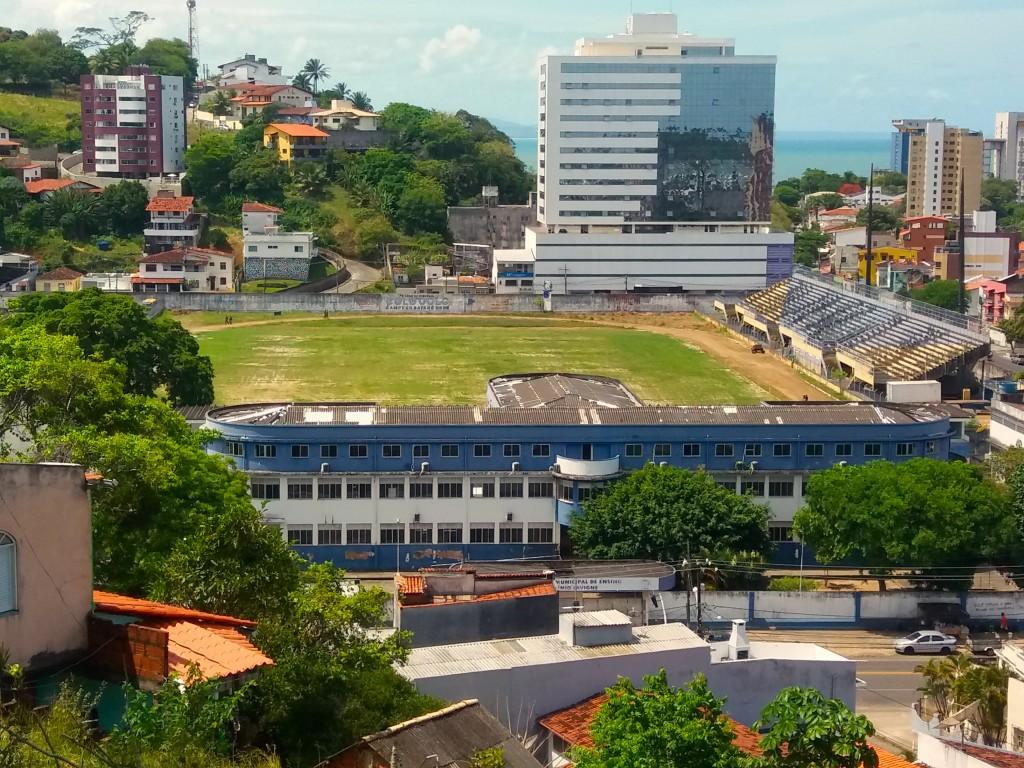 Estádio Mário Pessoa - Colo Colo - Ilhéus