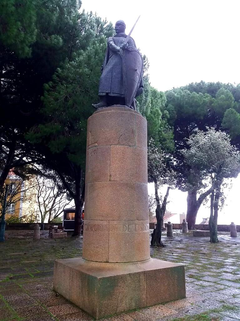 D. Afonso Henriques - rei de Portugal
