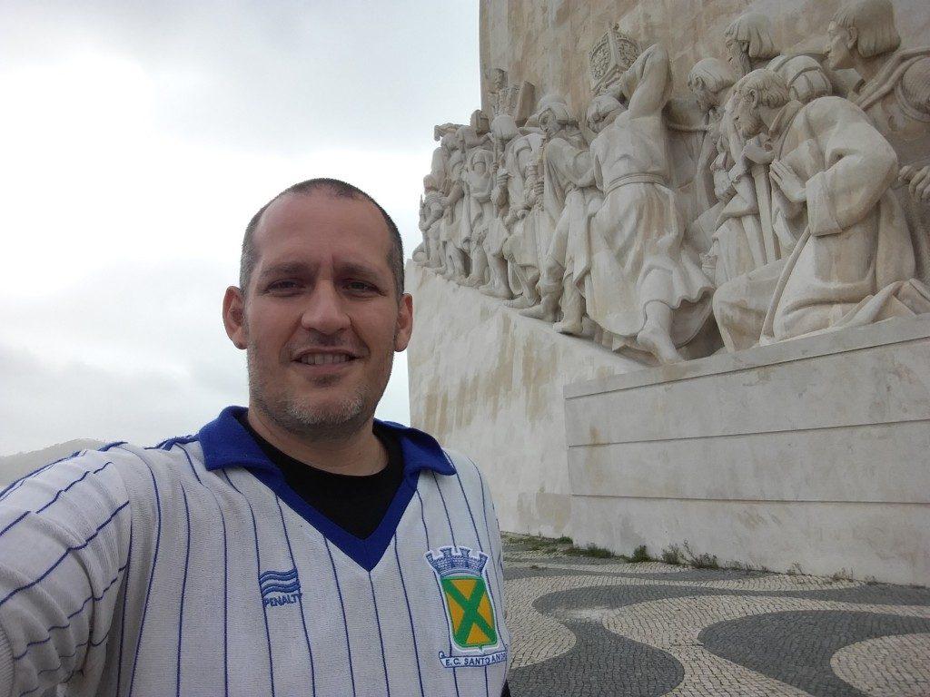 Monumento dos navegadores - Lisboa