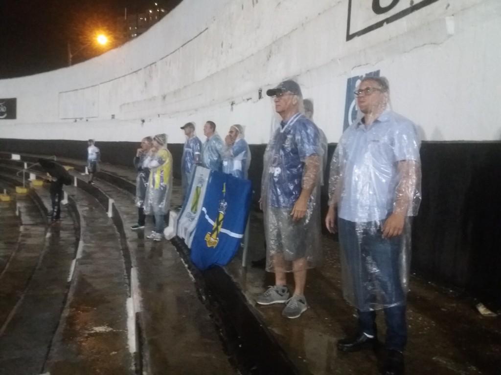 Ponte Preta 2x3 Santo André - Paulista 2020