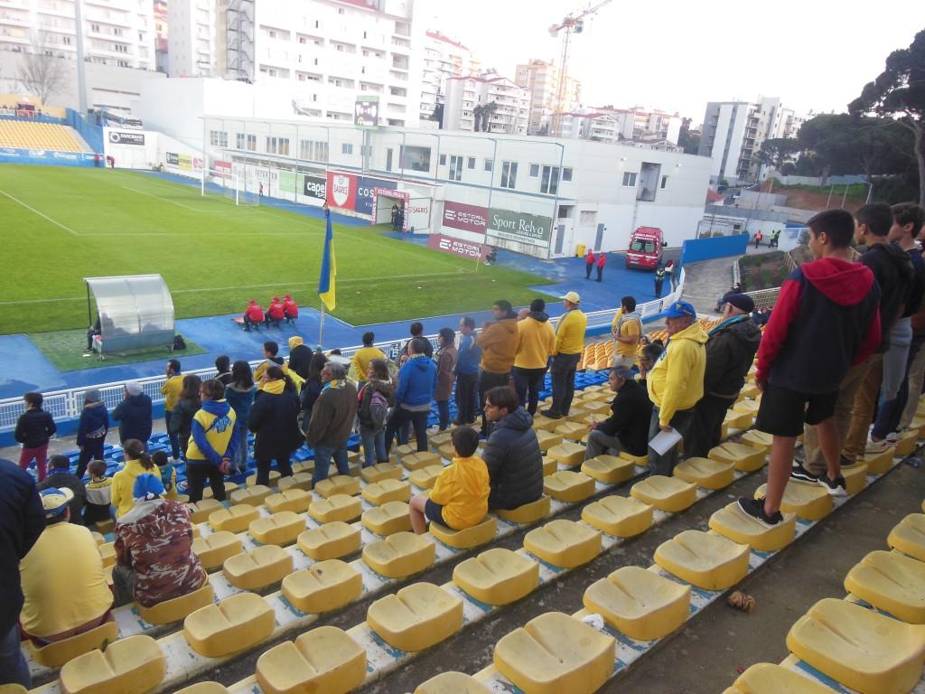 Estádio António Coimbra da Mota - Estoril x Feirense 2020
