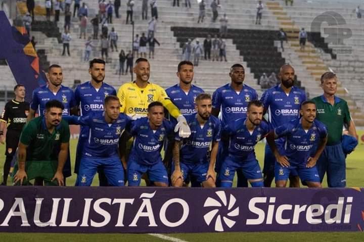 Santo André 2020 - Campeonato Paulista