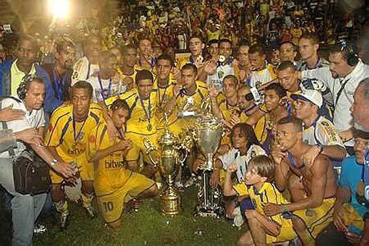 Colo Colo campeão baiano 2006