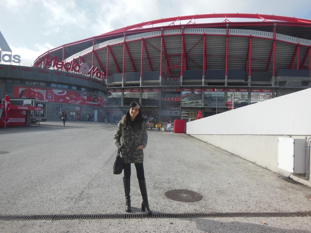 Estádio da Luz - Estádio do Sport Lisboa e Benfica - Portugal