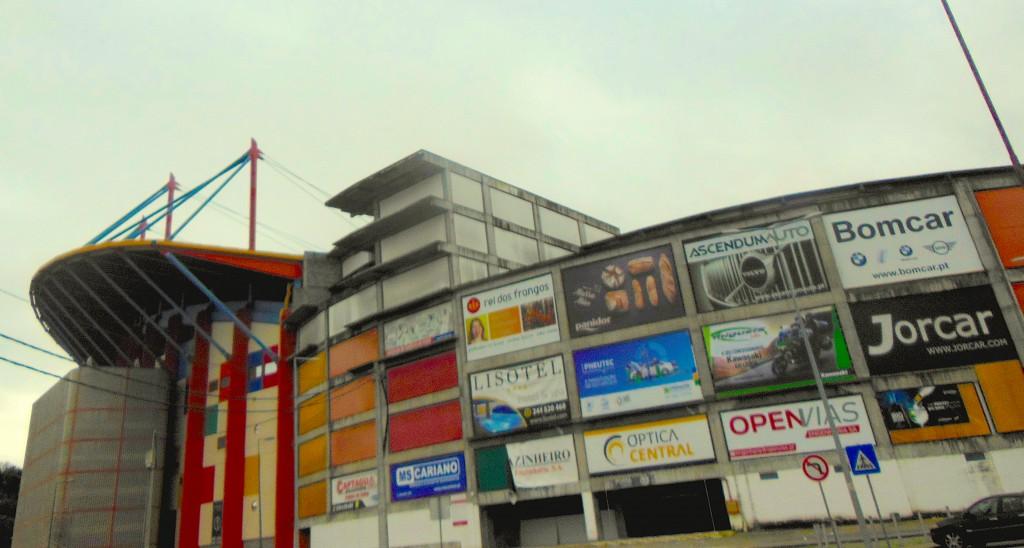Leiria - Estádio Dr. Magalhães Pessoa