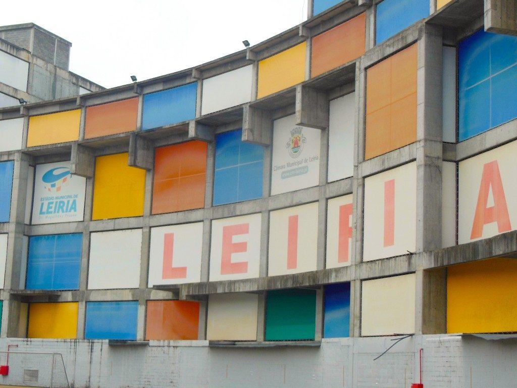 Leiria - Estádio Dr. Magalhães Pessoa (Portugal)