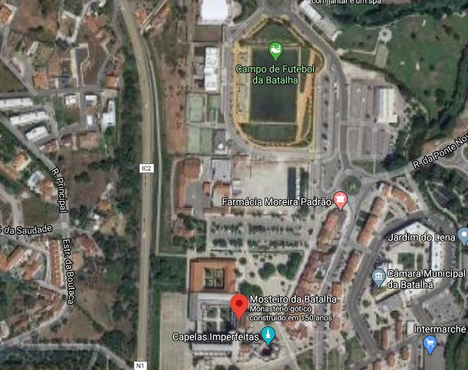 Estádio Municipal de Batalha