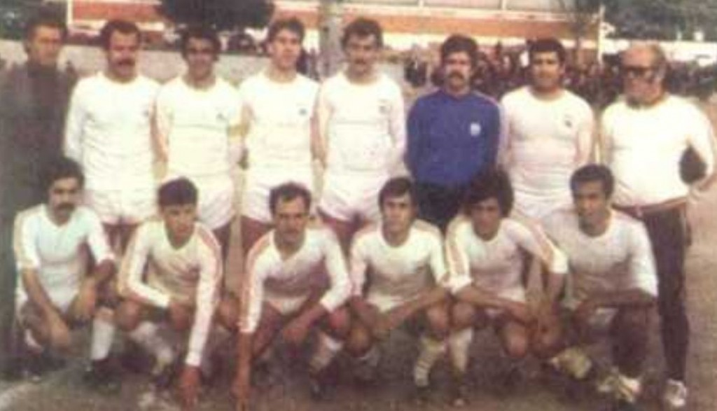 UD Leiria 1978 / 1979