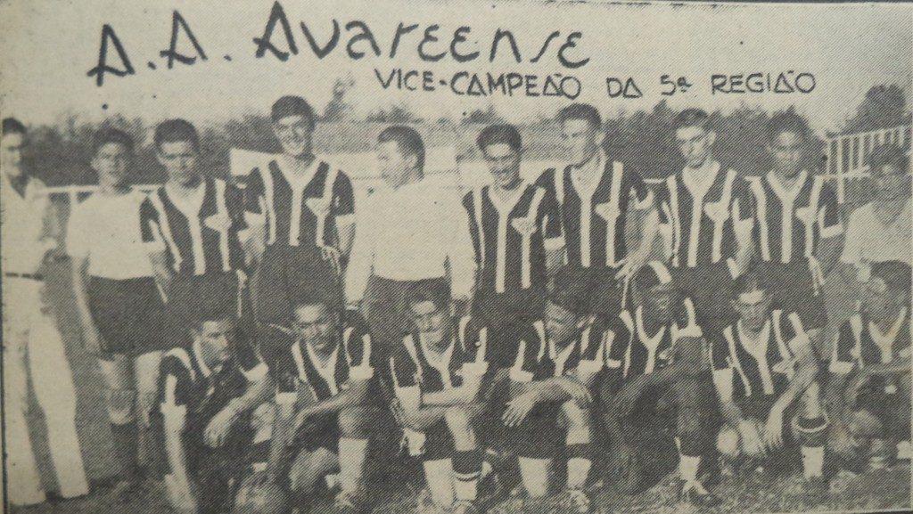 AA Avareense 1940