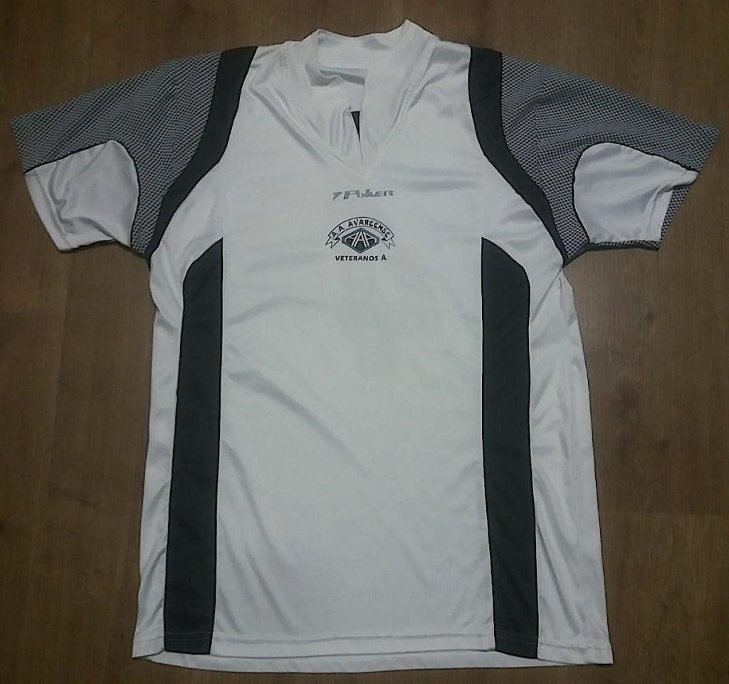 Camisa da Associação Atlética Avareense