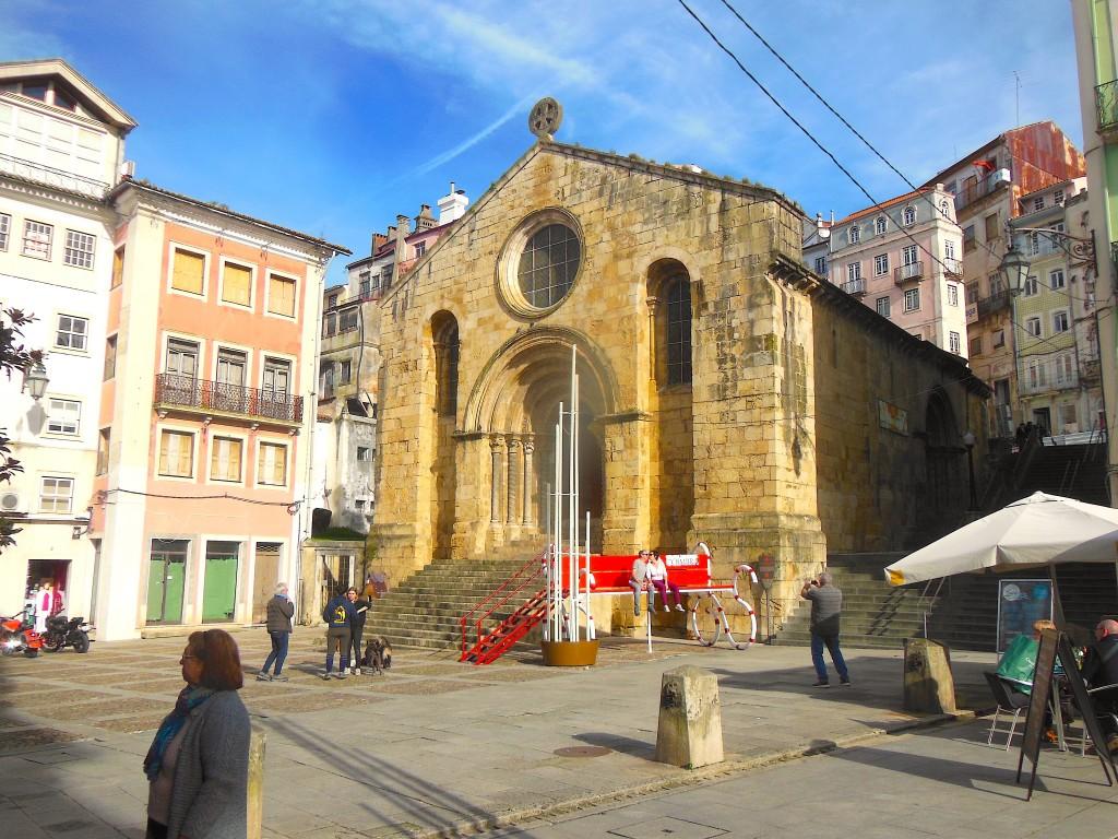 igreja de sao tiago Coimbra - Portugal
