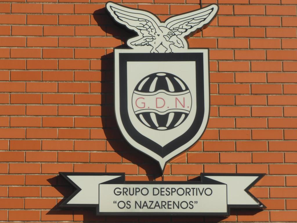 Estádio Municipal Nazaré - Grupo Desportivo Os Nazarenos