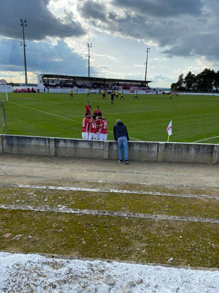 Estádio Campo Chã das Padeiras - UD Santarém