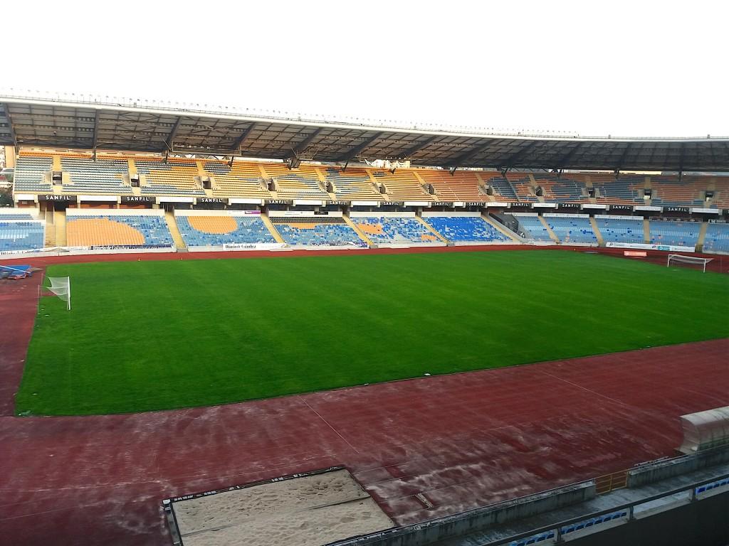 Estádio Cidade de Coimbra - Portugal - Associação Acadêmica de Coimbra