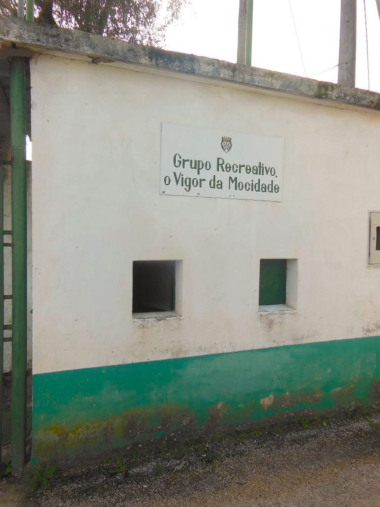 Campo dos Sardões- Grupo Recreativo O Vigor da Mocidade - Coimbra - Portugal