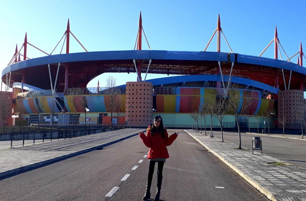 Estádio Municipal de Aveiro - Portugal