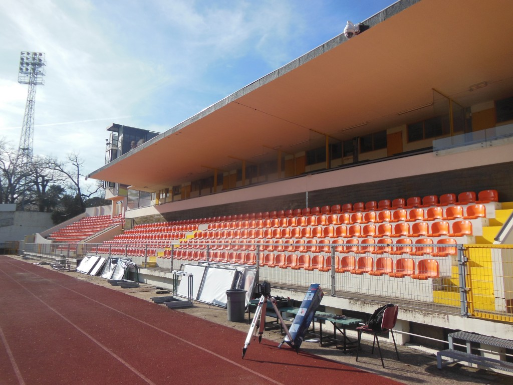 Estádio Municipal do Fontelo - Viseu - Portugal