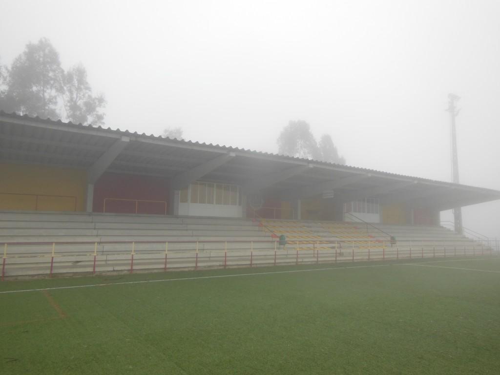 Estádio Parque Desportivo Municipal das Chãs - Vouzela - Portugal
