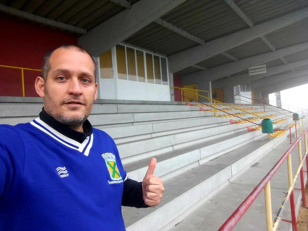 Estádio Municipal das Chãs - Vouzela - Portugal