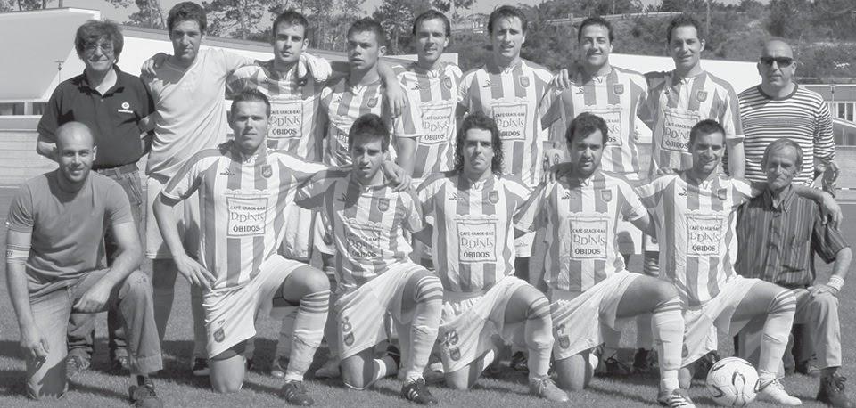 Óbidos Sport Clube - Óbidos - Portugal