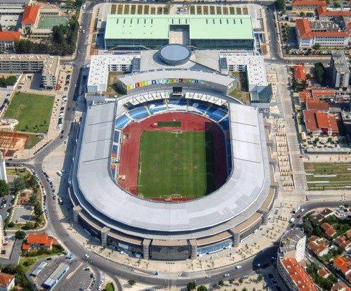 Estádio Cidade de Coimbra - Associação Acadêmica de Coimbra
