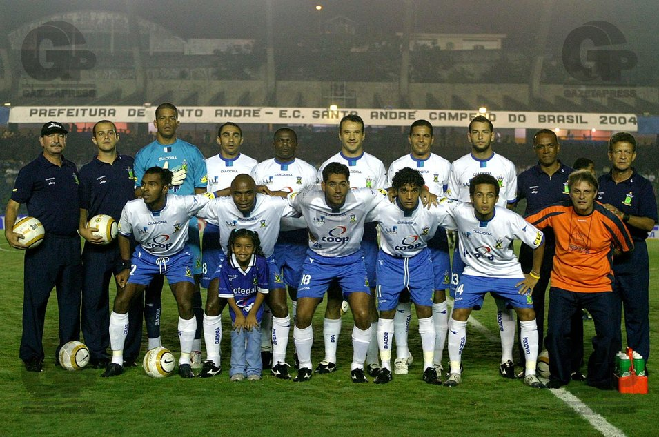 EC Santo André na libertadores de 2005