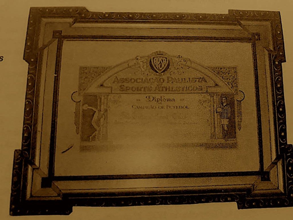 Diploma APEA 1928