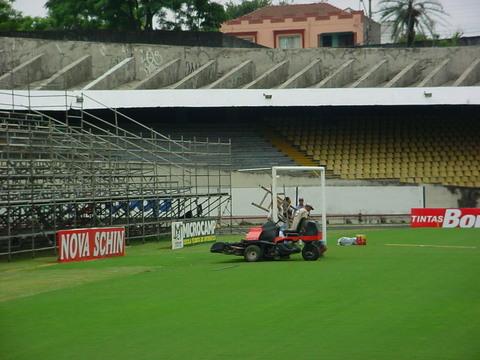 Estádio Bruno José Daniel - EC Santo André - Libertadores 2005