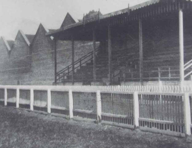 Estádio do EC São Caetano - campo da 28 de julho
