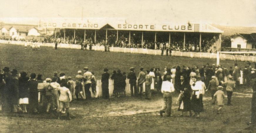 Estádio do São Caetano EC