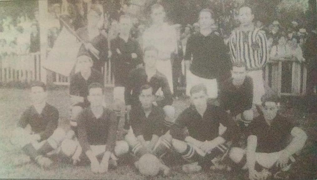 Corinthians Santo André - 1921