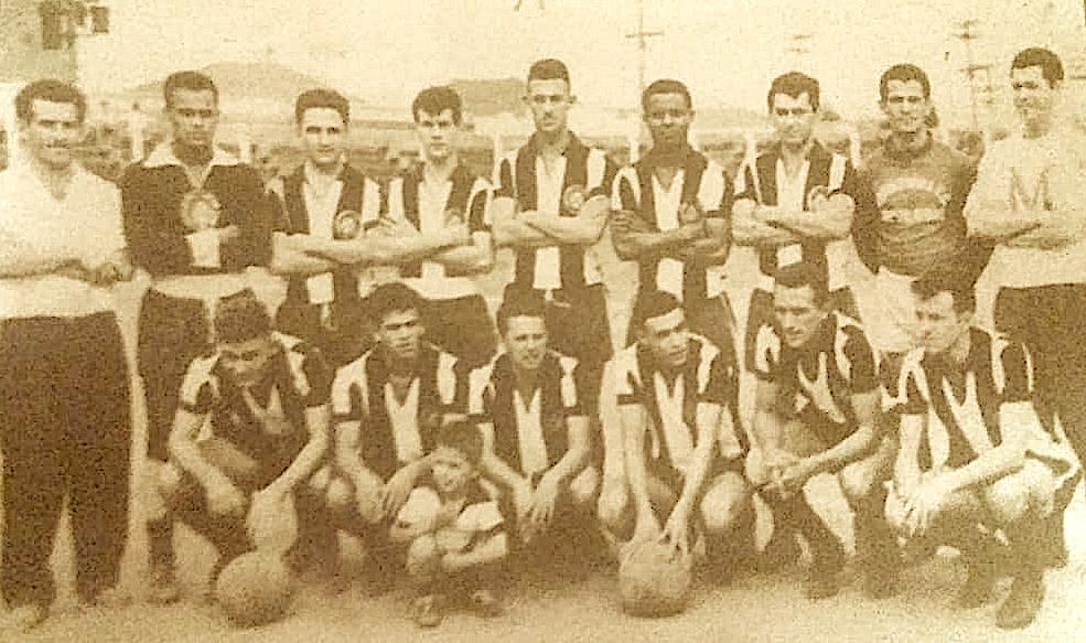 Corinthians Santo André - 1958