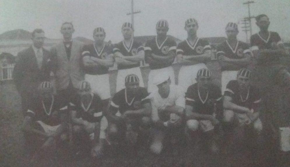 Corinthians Santo André 1938