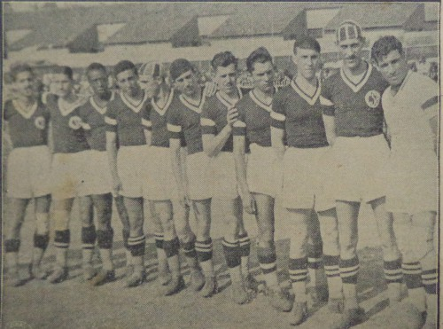 Corinthians de Santo André 1939