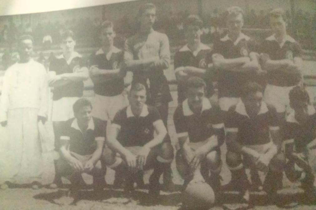 Corinthians Santo Andre 1962