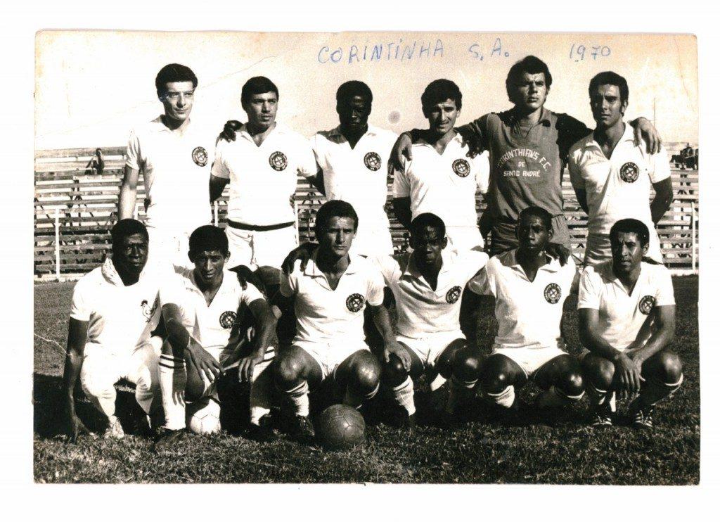 Corinthians Santo André 1970