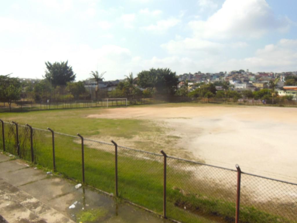 Estádio do Grêmio Esportivo Taboão - São Bernardo do Campo