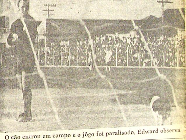 Santo André FC x Santos F (1o jogo do Santo André) 8 de abril de 1968