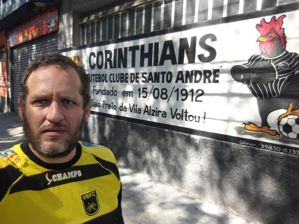 Estádio Américo Guazelli - Corinthians FC Santo André