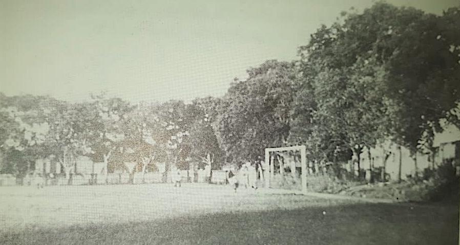 Estádio da Rua Brás Cubas - Santo André - Primeiro de Maio FC